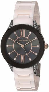 Женские часы в коллекции Ceramics Женские часы Anne Klein 2389GYLP