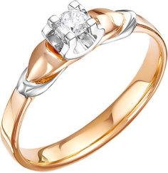 Золотые кольца Кольца Diamond Union 5-2867-103-1K