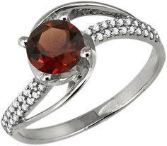 Серебряные кольца Кольца Aquamarine 6399603A-S-a