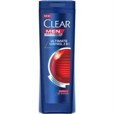 Средства по уходу за волосами Шампунь-бальзам Clear 2в1 Ultimate Control 400 мл