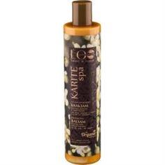 Средства по уходу за волосами Бальзам для волос EO Laboratorie Karite Spa Балансирующий Восстановление и укрепление 350 мл