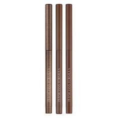 Набор карандашей для глаз PHYSICIANS FORMULA EYE BOOSTER шиммерный, сатиновый, матовый тон коричневый