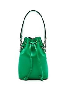 Зеленая сумка Mon Tresor Fendi