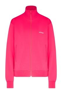 Розовая олимпийка Balenciaga