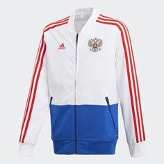 Парадная куртка сборной России adidas Performance