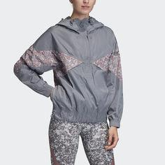 Куртка для фитнеса Athletics Light Pull-On adidas by Stella McCartney