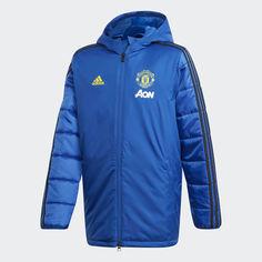 Куртка Манчестер Юнайтед Winter adidas Performance