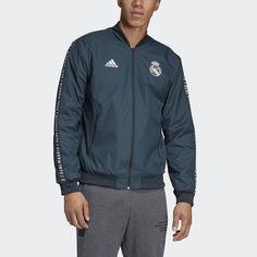 Гимновая куртка Реал Мадрид adidas Performance