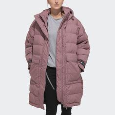 Куртка LONG PADDED adidas by Stella McCartney