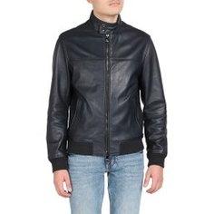 Куртка TOMMY HILFIGER TT0TT05457 темно-синий