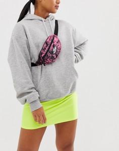 Розовая сумка-кошелек на пояс Vans Street Ready Mini - Розовый