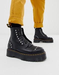 Ботинки с отделкой заклепками Dr Martens Sinclair - Черный