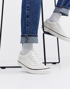 Белые кроссовки Vans - Anaheim Old Skool 36 DX - Белый