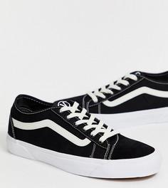 Черные кроссовки Vans Bess - Черный