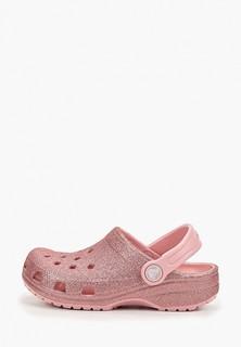 Сабо Crocs Classic Glitter Clog K