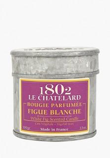 Свеча ароматическая Le Chatelard 1802 Белый инжир