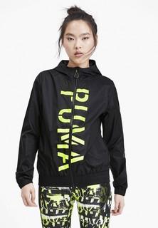 Ветровка PUMA Be Bold Graphic Woven Jacket