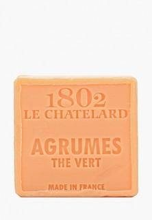 Мыло Le Chatelard 1802 Цитрус - Зеленый чай