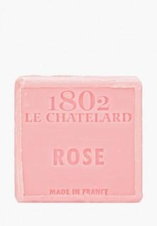 Мыло Le Chatelard 1802 Роза