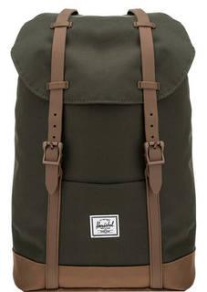 Рюкзак 10329-03011 dark olive/saddle brown Herschel