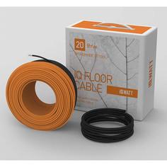 Нагревательный кабель IQWATT IQ FLOOR CABLE(20 Вт/м2), 42,5 m