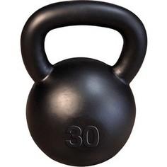 Гиря Body Solid 13,6 кг (30lb) классическая KB30