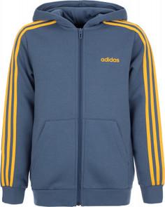 Толстовка для мальчиков Adidas Essentials 3-Stripes, размер 128