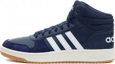 Кеды мужские Adidas HOOPS, размер 40