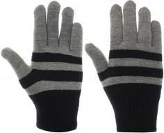 Перчатки вязаные для мальчиков Demix, размер 14