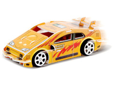 3D-пазл Pilotage Спортивная машина Orange RC38102