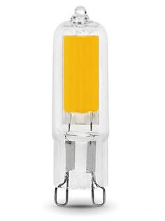 Лампочка Gauss G9 3.5W 220-240V 260Lm 4100K Glass 107809203