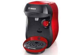 Кофемашина Bosch Tassimo Happy Red-Black Tas1003