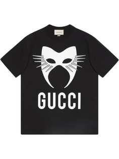 Gucci футболка оверсайз Gucci Manifesto