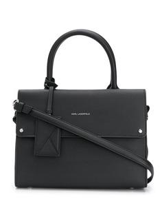 Karl Lagerfeld сумка-тоут Ikon размера мини