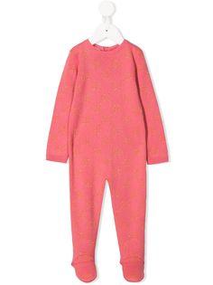 Gucci Kids трикотажная пижама с узором GG