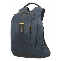 Рюкзак Samsonite 01N*21*001 синий 34x40x17см 16л. 0.5кг.