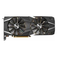 Видеокарта ASUS nVidia GeForce RTX 2080Ti , DUAL-RTX2080TI-11G, 11Гб, GDDR6, Ret