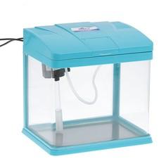 Аквариум SEA STAR Светодиодная подсветка, встроенный фильтр, 10 л