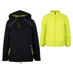 Куртка Fun Time, цвет: черный
