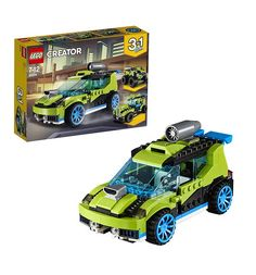 Конструктор LEGO Creator 31074 Суперскоростной раллийный автомобиль