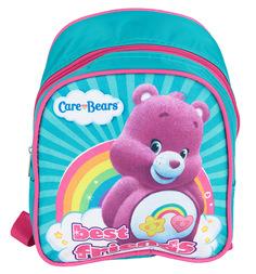 Рюкзак Росмэн Заботливые медвежата цвет: голубой 23х19х8 см, цвет: голубой
