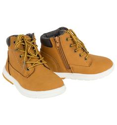 Ботинки Twins, цвет: коричневый