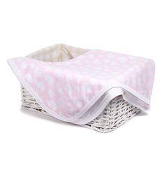 Плед Sweet Baby Tenero 80 х 100 см, цвет: розовый
