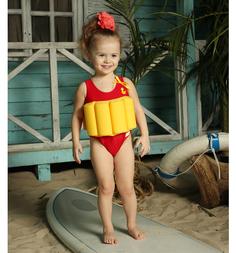 Купальник Baby Swimmer, цвет: красный
