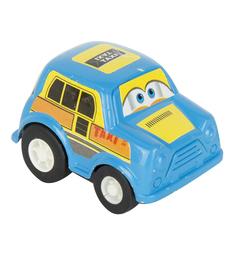 Машинка Maxi Car Junior цвет: синий 4 см