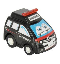 Машинка Maxi Car Junior цвет: черый 4 см