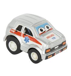 Машинка Maxi Car Junior цвет: серый 4 см