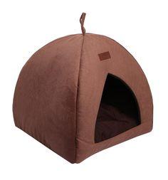 Лежанка-домик для кошек и собак Lion Manufactory, 42x42x45 см