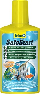 Tetra Safe Start бактериальная культура для запуска аквариума 250 мл
