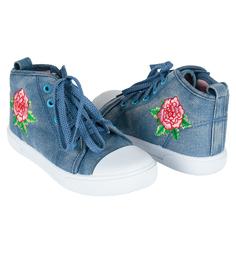 Кеды Kidix, цвет: синий